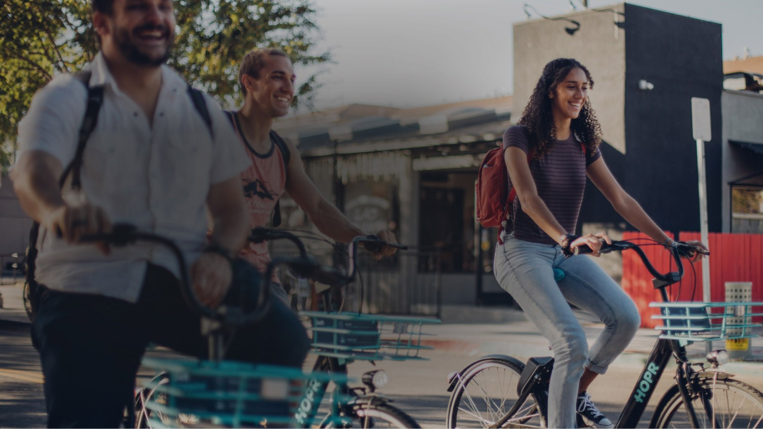 The next generation of leaders needs next generation mobility. HOPR is a sustainable, forward-thinking campus transit solution.