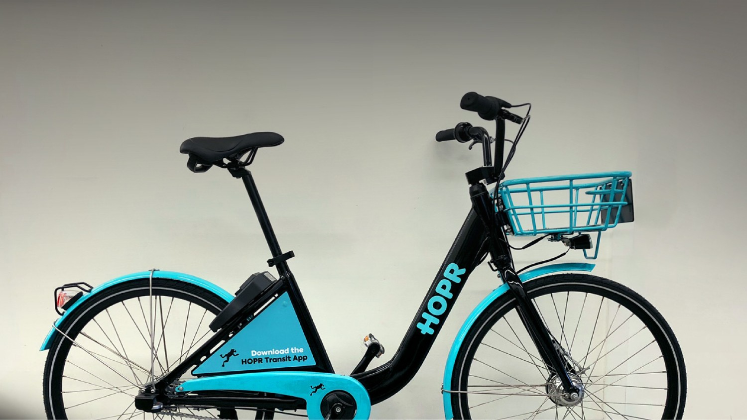 The HOPR 3-Speed allows for quick and easy hops to get you where you need to go. It's a durable pedal-powered solution for most of your bike sharing needs.