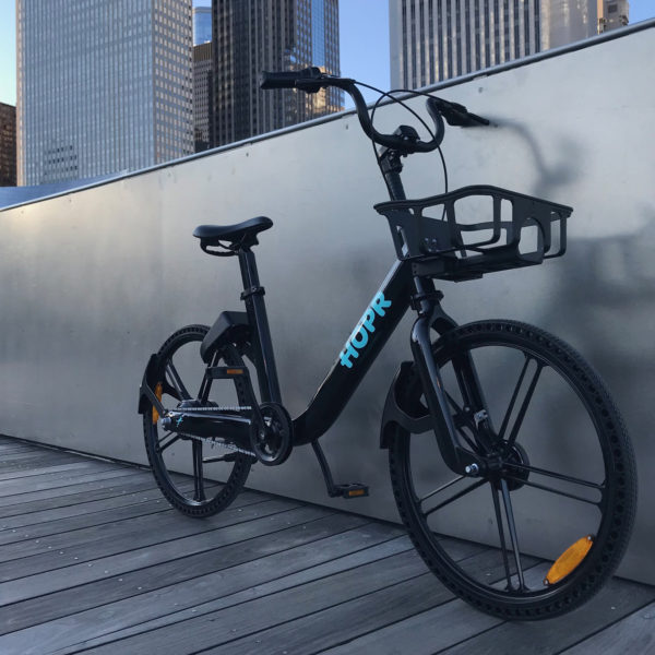 HOPR 1 Dockless E-Bike Electric Bike Share