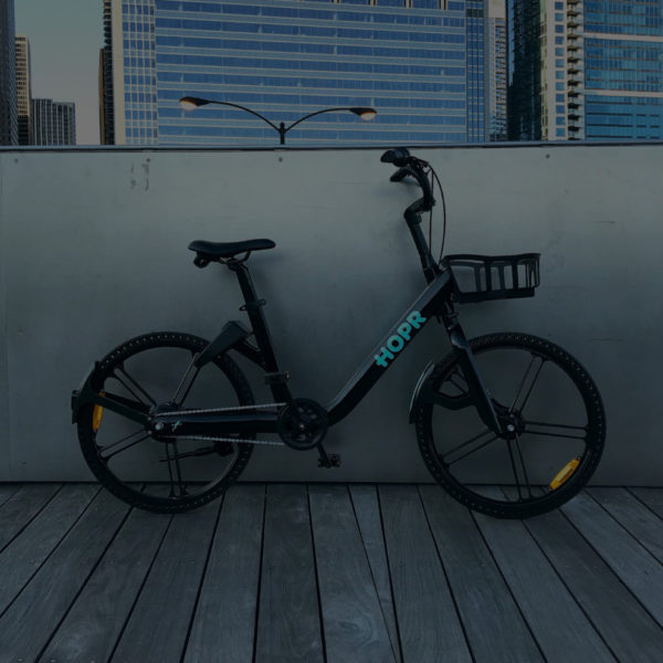 HOPR1 electric bike