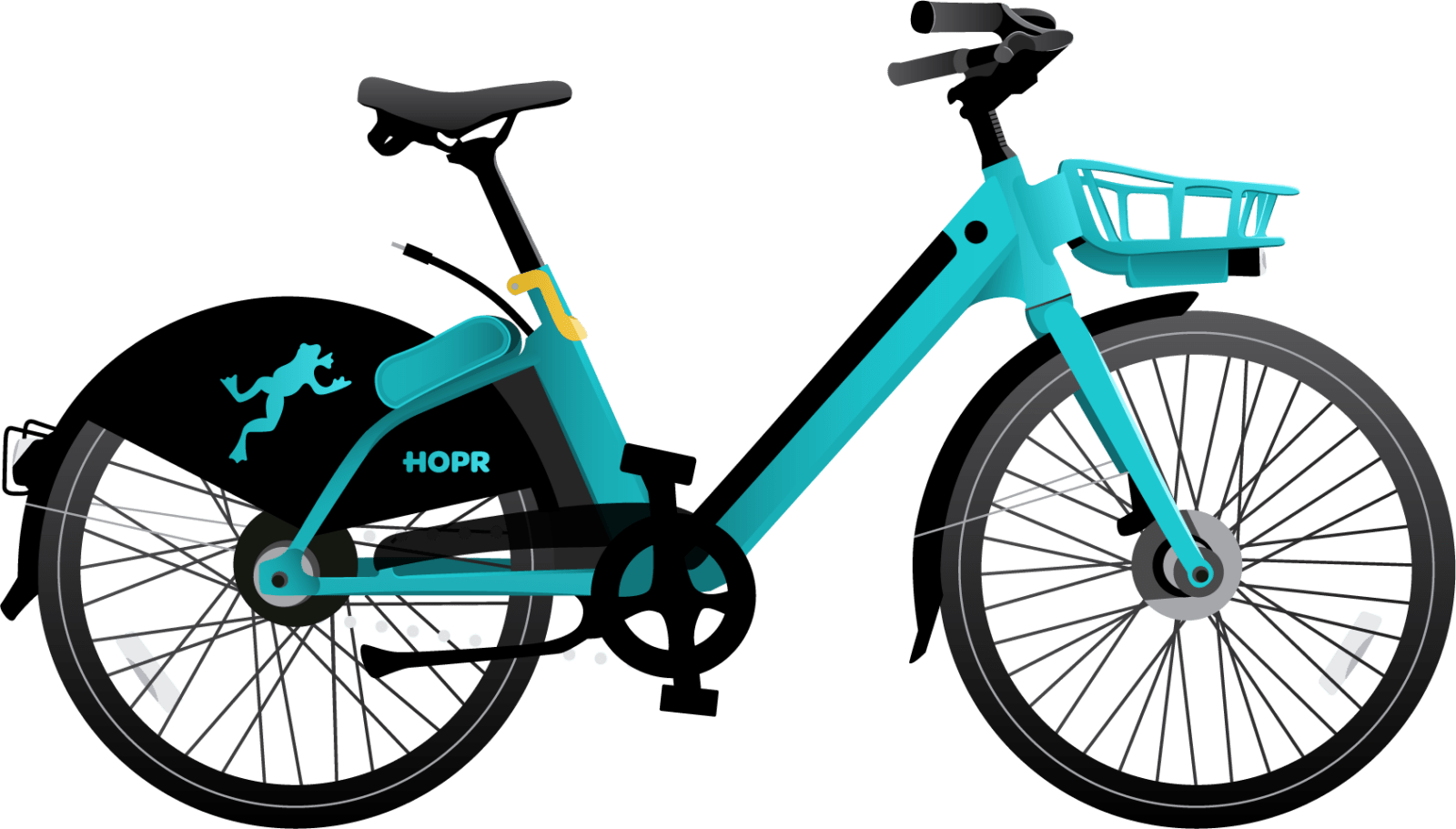 HOPR2 electric bike