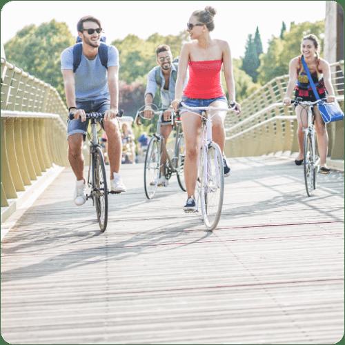 HOPR Campus bike share