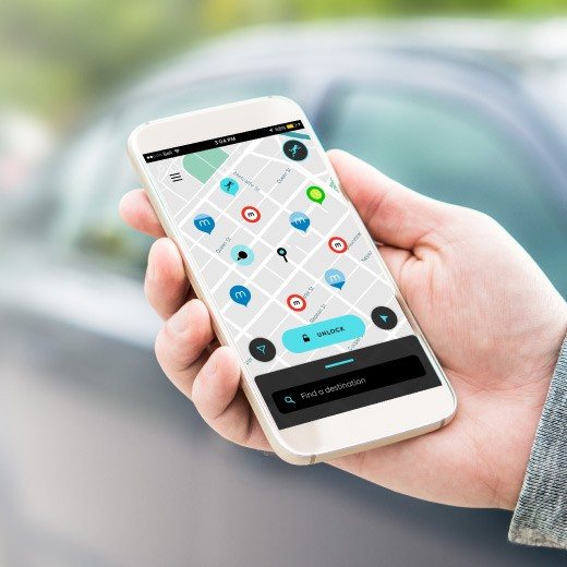 HOPR Transit App