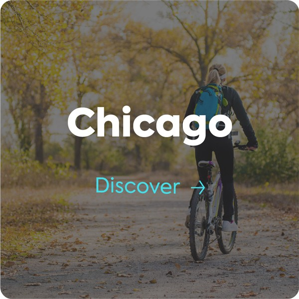 Bike The Preserves in Chicago with HOPR Bike Share