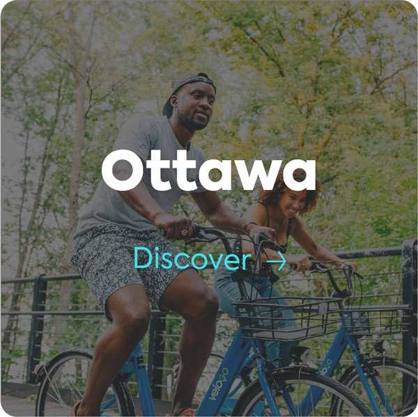 VeloGO Bike Share in Ottawa is now powered by the HOPR Transit App