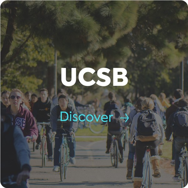 Explore UCSB and Isla Vista with HOPR Bike Share