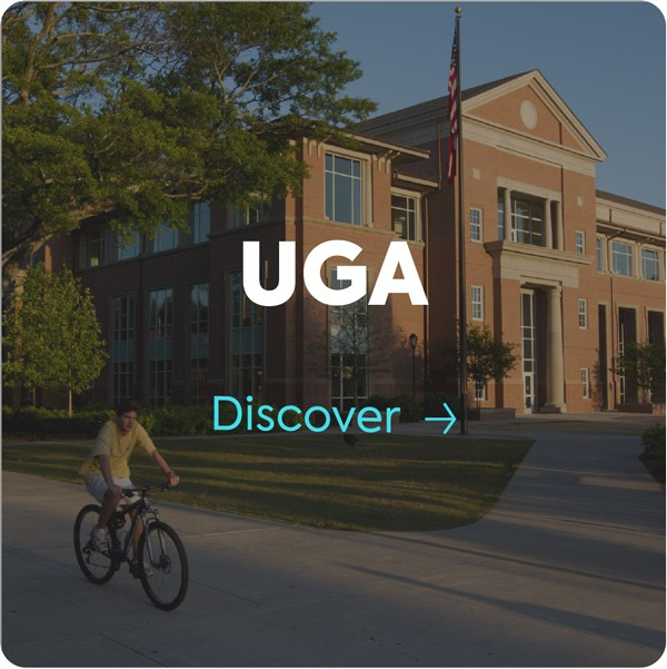 Bulldog Bike Share in Athens, Georgia is powered by the HOPR Transit App
