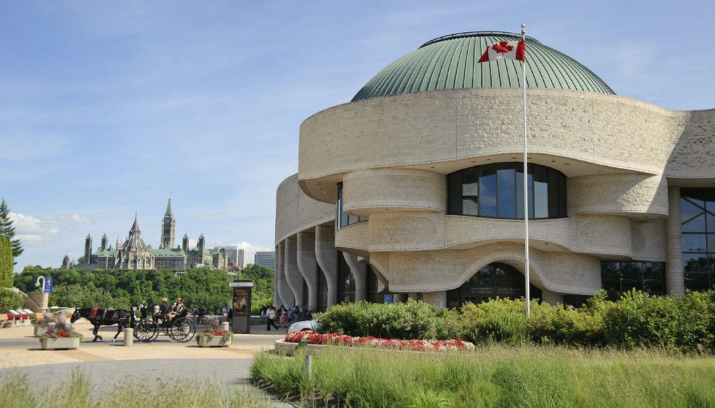 Explore Canadian Museum of History with VeloGO