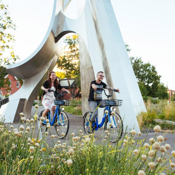 VeloGO HOPR Ottawa-Gatineau Bike Share