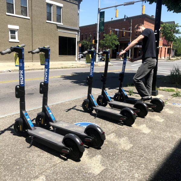 HOPR Rochester Scooters
