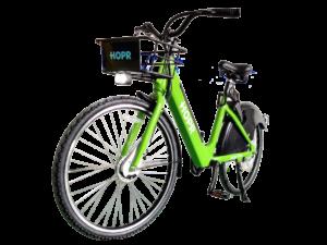 HOPR Louvelo bike