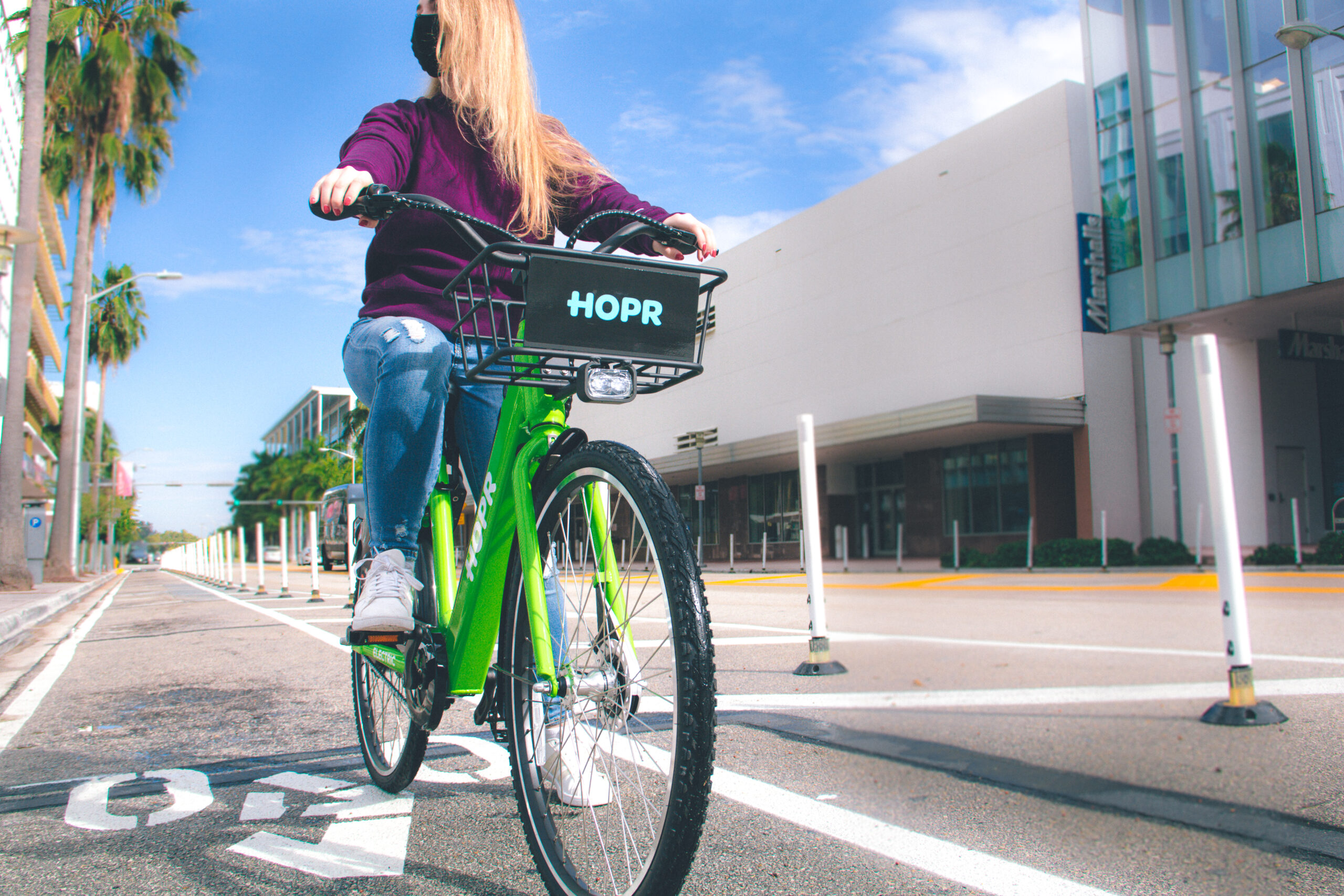 HOPR E electric bike