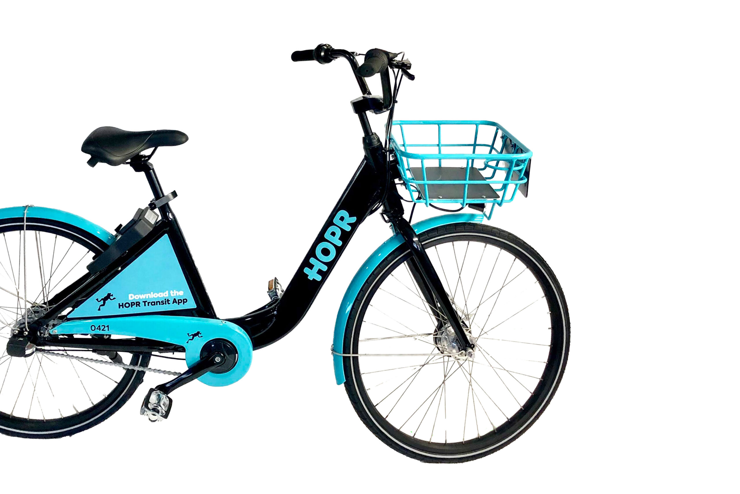 HOPR 3 pedal bike